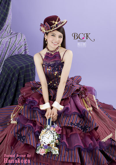5c9732073b5d1 ベッキープロデュース「BCK Message」 bckdress.jpg 神田うのプロデュース「Scena D uno」